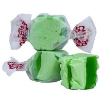 Taffy Town Gourmet Green Apple Salt Water Taffy, 5 Lb Bag - $21.34