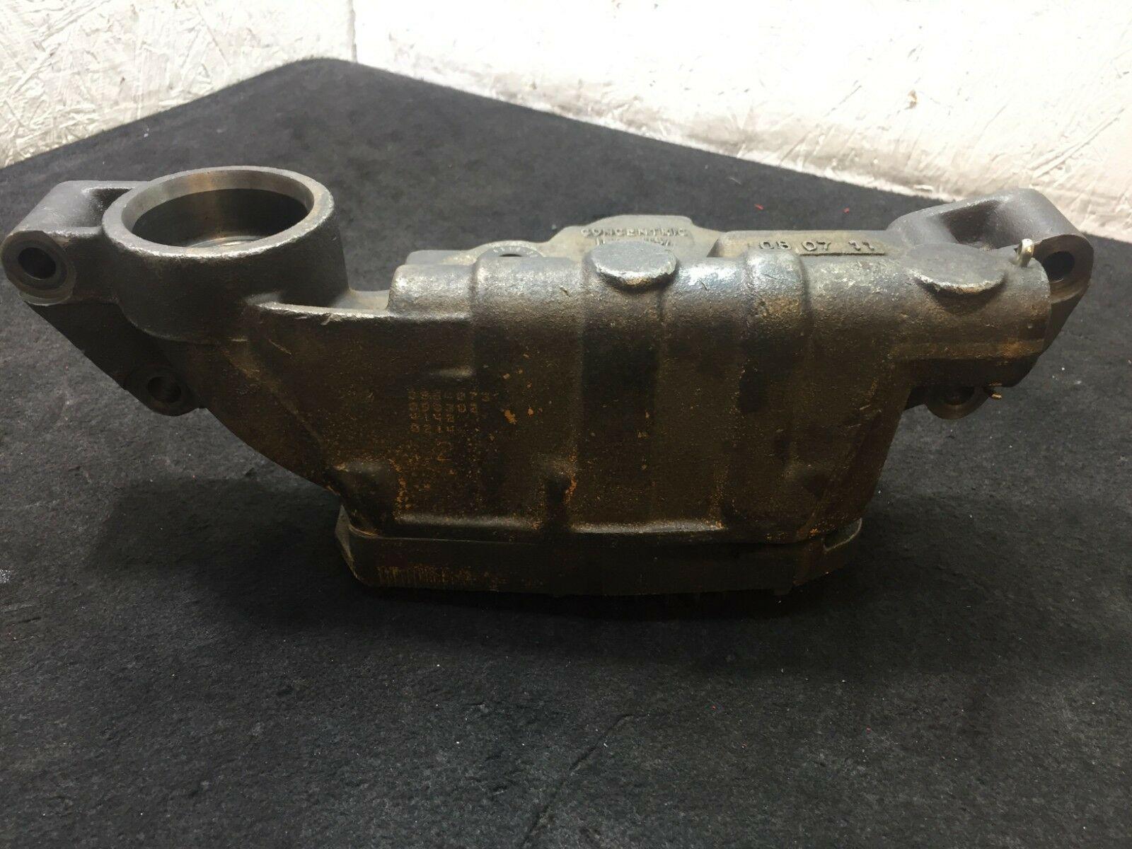 Cummins Diesel Engine ISX 15 Oil Pump  3687527 OEM image 4