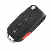 2011-2014 VW GTI VIRGIN CHIP AND NEW Key BLADE Remote Transponder NBG010180T
