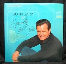 John Gary Sings Especially for You 1967 RCA Records LSP 3695 - $2.99