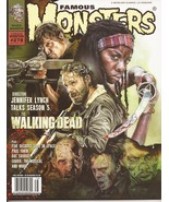 Famous Monsters Of Filmland #278 Walking Dead Lost In Space Doc Savage C... - $16.95