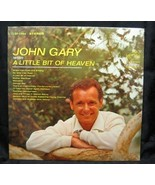 John Gary A Little Bit of Heaven 1965 RCA Records LSP2994 - $2.99