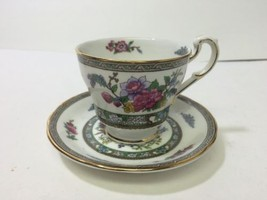Paragon Tree of Kashmir Cup and Saucer Perfect - $15.83