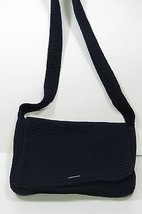 The Sak NAVY Crocheted Knit Large Shoulder Bag ... - $28.40