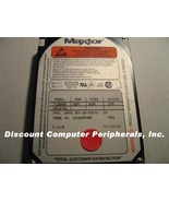 120MB 3.5IN SCSI 50 PIN Drive Maxtor 7120SR Tested Free USA Ship Our Dri... - $79.95