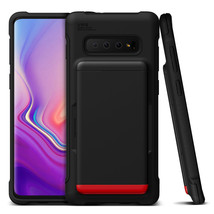 For Samsung Galaxy S10 Plus Case VRS®[Damda Shield] Slim Light Card Wall... - $19.99