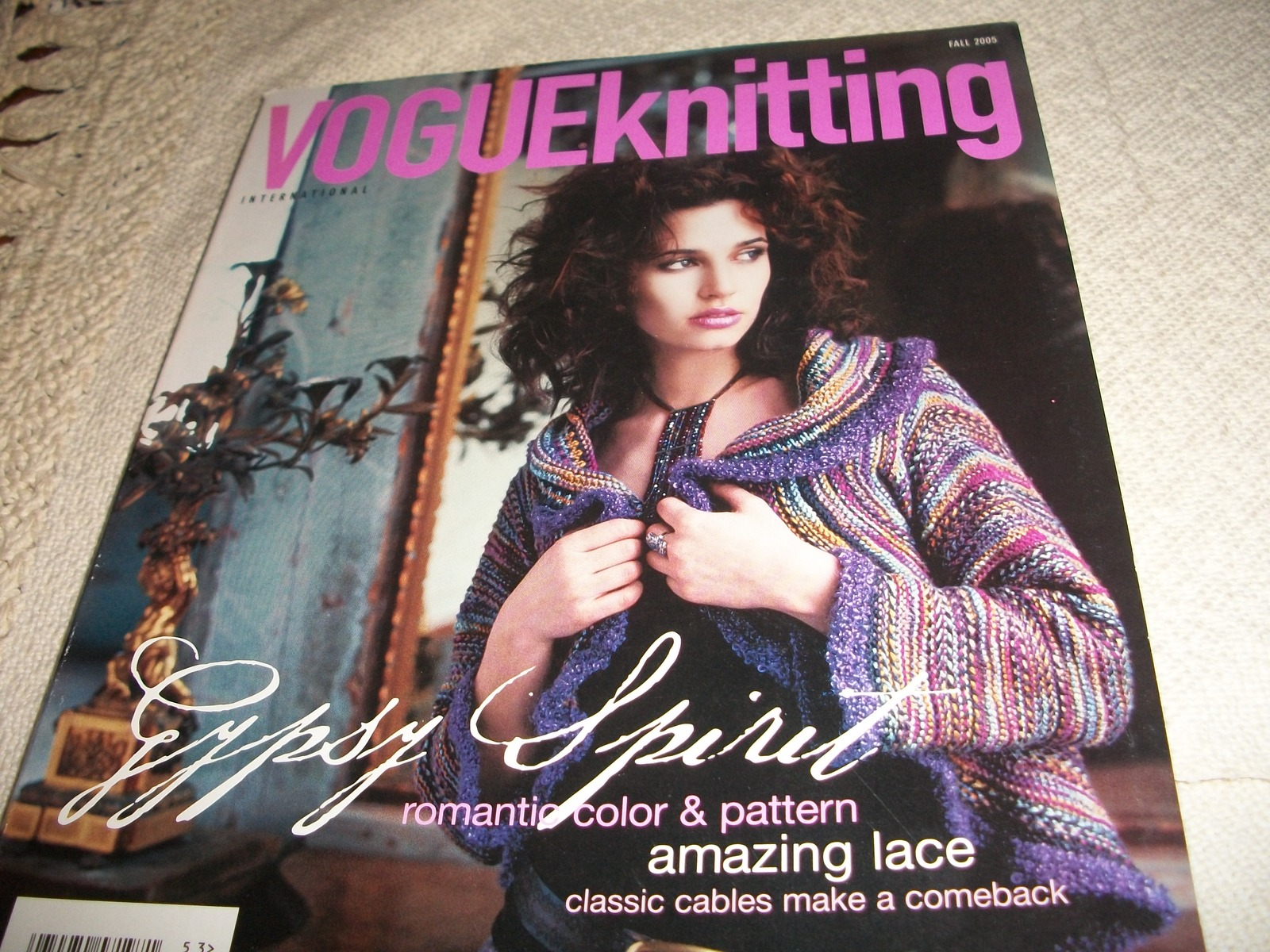 Primary image for Vogue Knitting  International Fall 2005