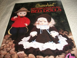 Crochet International Bed Dolls - $12.00