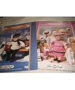 Grandpa & Grandma Doll Knit Clothing Patterns - $6.00