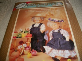 Grandparents At The Farm Clothing Patterns - $12.00