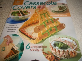 Crochet Casserole Covers - $10.00