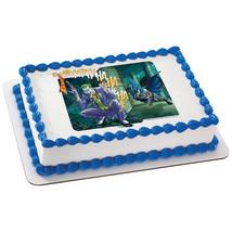 BATMAN & JOKER Edible Cake Topper licensed by D... - $8.25