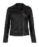 All Saints Marsden Leather Jacket (Size: UK10/US6) EUC - $365.00