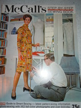 McCall's Step by Step Sewing Book 1967 - $6.99