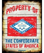 Arkansas Property of the  Confederate States of... - $21.99
