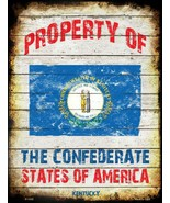 Kentucky Property of the  Confederate States of... - $21.99