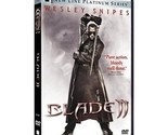 DVD - Blade II (New Line Platinum Series) 2-DVD