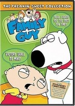 DVD - Family Guy - The Freakin' Sweet Collection DVD  - $5.23