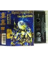 IRON MAIDEN - Live After Death CASSETTE  - $27.99