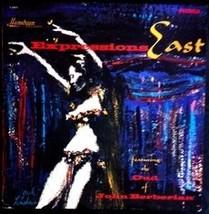 JOHN BERBERIAN - Expressions East LP Vinyl - $61.99