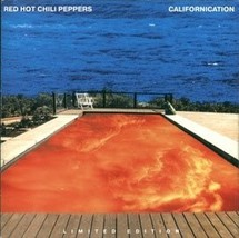 RED HOT CHILI PEPPERS - Californication CD  - $4.99