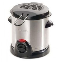 Presto 05470 Stainless Steel Electric Deep Fryer, Silver, New, Free Ship... - €47,97 EUR