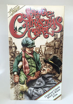 Scrooge:  A Christmas Carol VHS Tape • 1935 Black & White Version FREE S... - $9.85