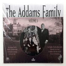 An item in the DVDs & Movies category: THE ADDAMS FAMILY Volume 3 LaserDisc • 4 Television TV Programs LD