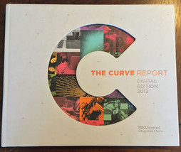 THE CURVE REPORT Digital Edition 2013 Trend Book • NBCUniversal Integrat... - $14.80