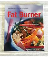 Fat Burner:  Seven Day Eating Plan Book • Marion Grillparzer & Martina K... - $7.87