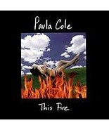 PAULA COLE This Fire CD • 1996 Imago Warner Bros Records • FREE SHIPPING - $4.90