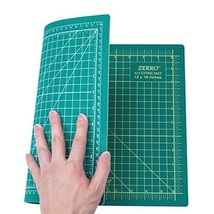 "ZERRO Self Healing Cutting Mat Double Sided Durable 5-Ply 12"" x 18"" A3 - $17.87"
