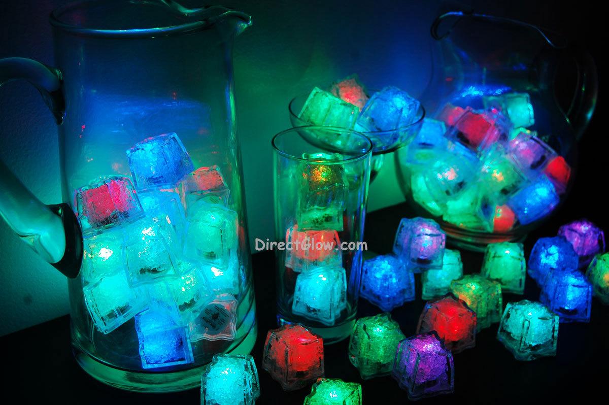 8 mode multicolor rainbow litecubes 72 3