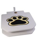Automatic Dog Water Fountain Sprinkler Dispenser Dog Step And Spray Foot... - $39.00
