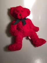 """Russ REDFORD 15"""" Christmas Red. clean, good cond. Ships fast! - $17.77"""