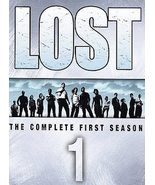 Lost - The Complete First Season (DVD, 2005, 7-Disc Set) #T165 - $14.99