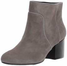 Aerosoles Women's Compatible Fashion Boot 5.5 Grey Suede - $49.89