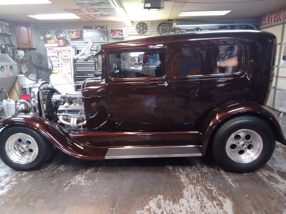 1929 Ford Model A Sedan Delivery For Sale