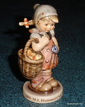 """""""Do I Dare?"""" Hummel Figurine #411 3/0 WITH BOX Signed Special Boston Convention! - $241.53"""