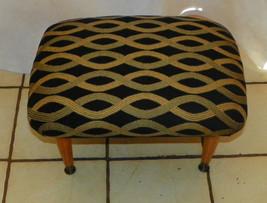 Mid Century Footstool / Stool  (ST136) - $249.00