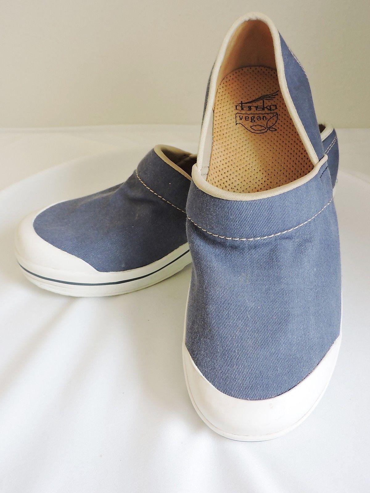 Dansko Womens Shoes Size  Blue