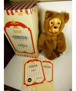 ROBERT RAIKES CIRCUS COLLECTION ADDISON BEAR Original Box & Certificate - $44.55