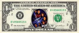 STAR TREK The Next Generation on REAL Dollar Bill TOS Cast & USS Enterpr... - $5.50
