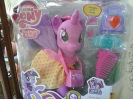 My Little Pony Friendship Magic Princess Twilight Sparkle Hasbro 3+ in b... - $11.58