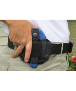 Holster for RUGER LCP Very Thin Lay-Flat Belt Concealed Carry Design Ambi - $16.78