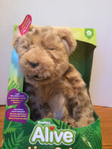 WowWee Alive Lion Cub 2017 Brand New - $75.00