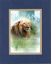 Lion of the Tribe of Judah King of Nations God Almighty - Revelation 5:5. . .... - $10.39