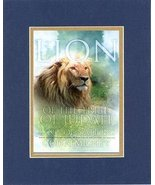 Lion of the Tribe of Judah King of Nations God Almighty - Revelation 5:5... - $10.39