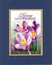 Living with Promise - Hebrews 10:23. . . 8 x 10 Inches Biblical/Religious Ver... - $10.39
