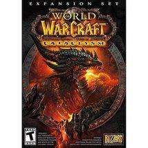 World of Warcraft: Cataclysm Expansion Set [Windows Vista] - $29.69